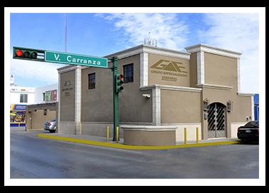 Oficina Nuevo Laredo